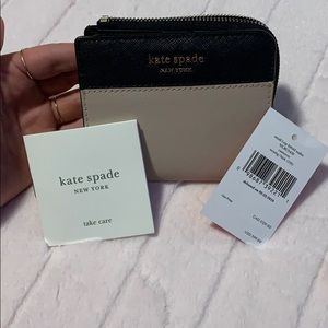 NWT (not attached) Kate Spade Cameron small wallet